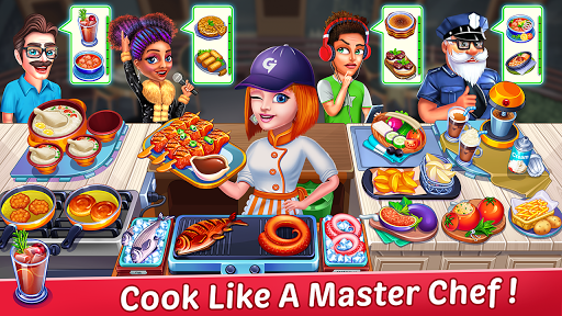 Cooking Express 2:  Chef Madness Fever Games Craze 2.1.1 screenshots 1
