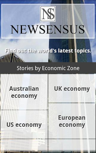 Newsensus [Business Economy]