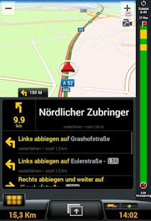 CoPilot Truck GPS – Miniaturansicht des Screenshots