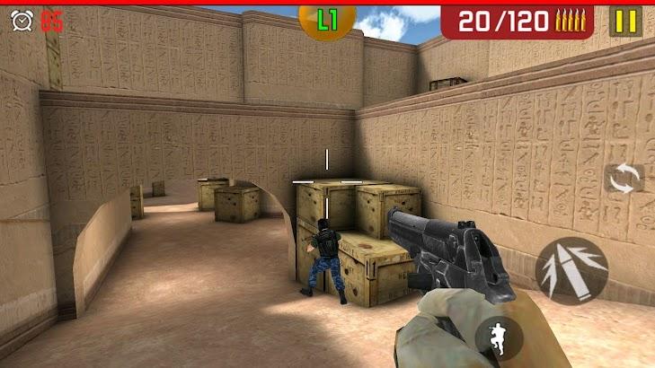 Shoot Hunter-Killer 3D screenshot