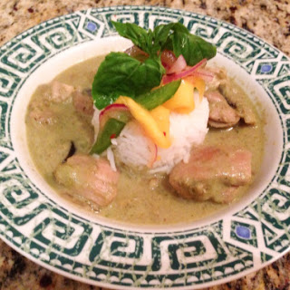 Green Curry in a hurry