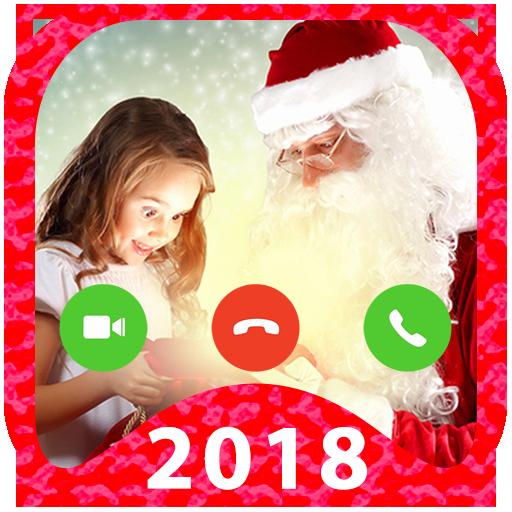 Santa Claus Video Call