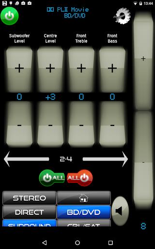 MyAV Pro Universal WiFi Remote screenshot 2