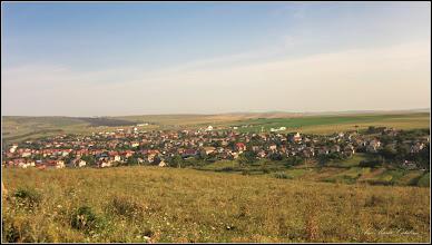 Photo: Turda - Vedere panorama de pe Str. Gheorghe Bariţiu - 2019.08.23