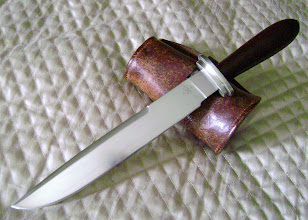 Photo: Bowie Knife.