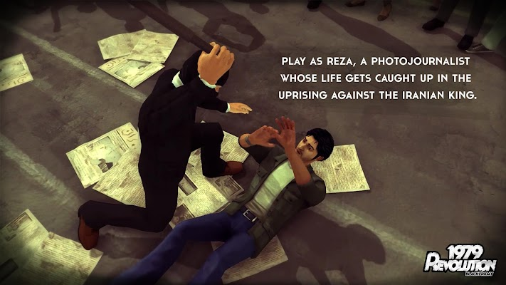 1979 Revolution: Black Friday- screenshot