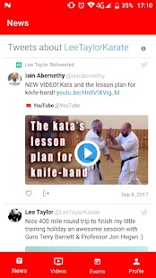Lee Taylor Karate- screenshot thumbnail