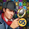 Sherlock:MysteryHiddenObjects& Match-3 Cases icon