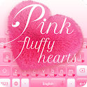 Pink Flurry Hearts Theme icon