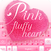 Pink Flurry Hearts Theme