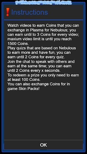 Nebulous Free Plasma - Solve and Earn Rewards screenshot 2
