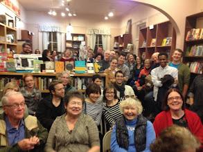 Photo: NOLA crowd