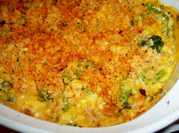 Ez Cheesy Broccoli Recipe