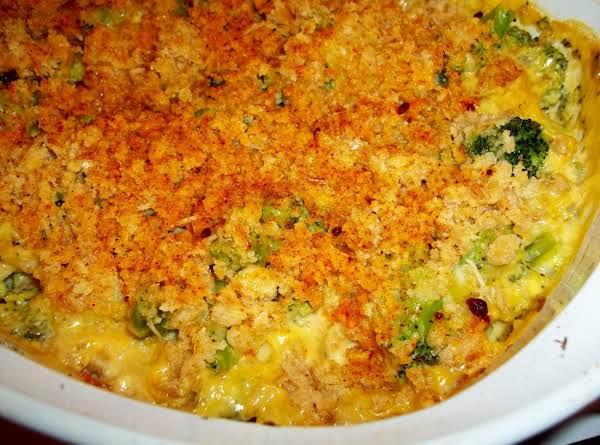 Ez Cheesy Broccoli Recipe
