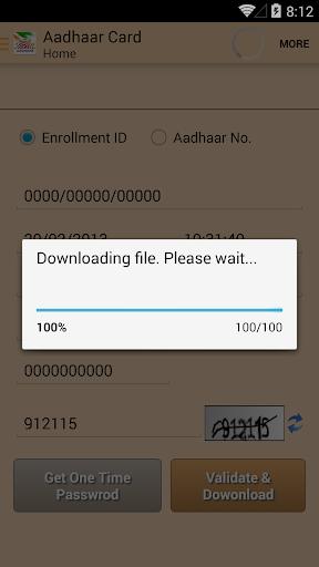 Instant Aadhaar Card screenshot 13