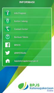 BPJSTK Mobile- screenshot thumbnail
