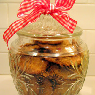 Pomegranate Chocolate Cookies Recipe