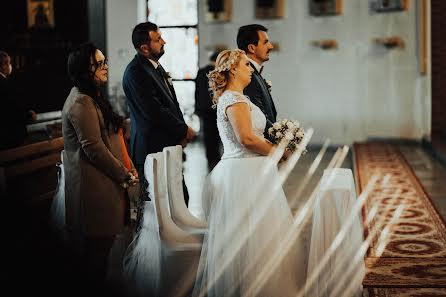Vestuvių fotografas Anna Chaszczyńska-Ruda (weddingatthetop). Nuotrauka 25.08.2020