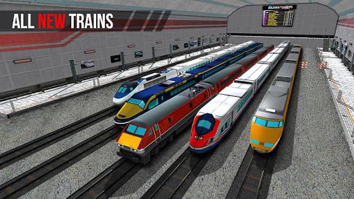 Train Simulator Games : Train Games 6.4 gameplay   AndroidFC 1