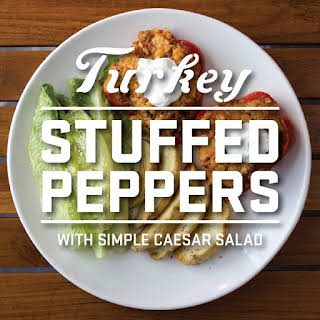 Turkey Stuffed Peppers.