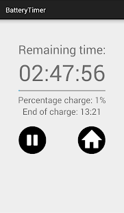 BatteryTimer- screenshot thumbnail