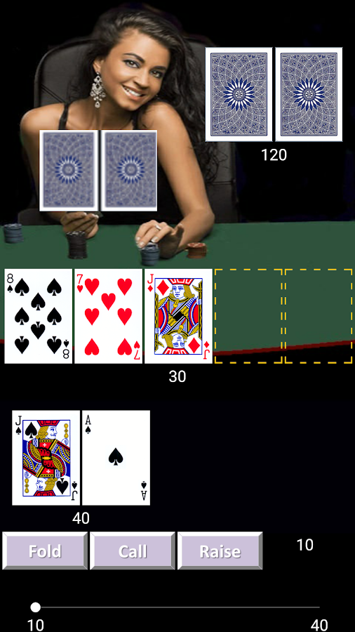play poker face