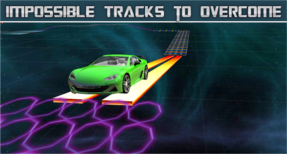 Impossible Tracks Space Stunts 3d - náhled
