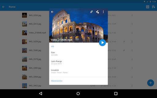 Cloud Mail.Ru:  Keep your photos safe  screenshots 10