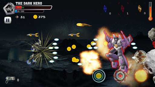 Robot Warrior apktram screenshots 6