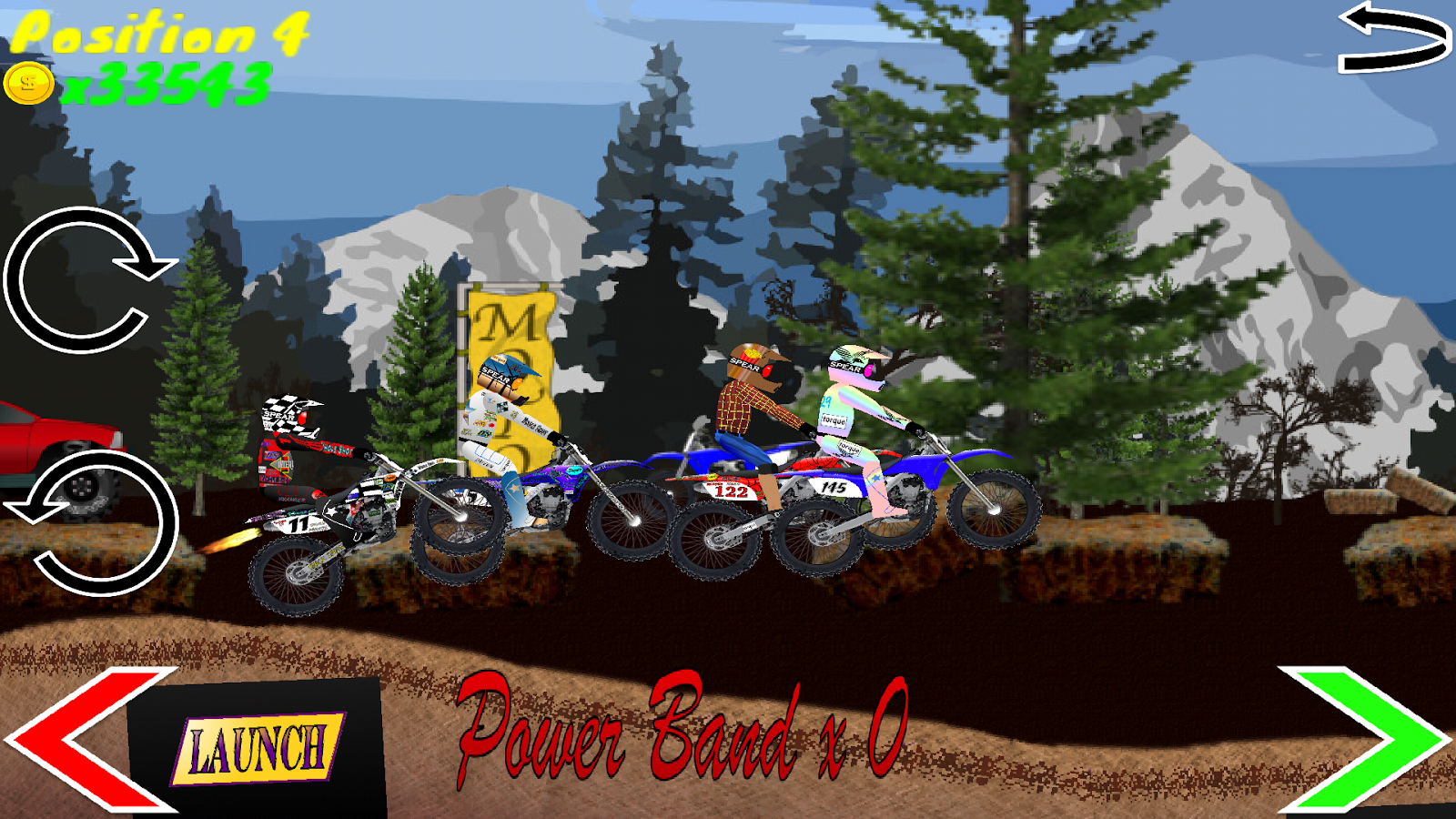 PRO MX MOTOCROSS 2- screenshot