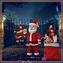 Scary Santa Granny Chapter 2 - Escape Horror House icon