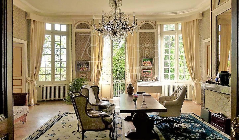 Hôtel particulier avec jardin Beaumont-de-Lomagne
