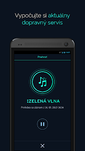 Zelená vlna- screenshot thumbnail