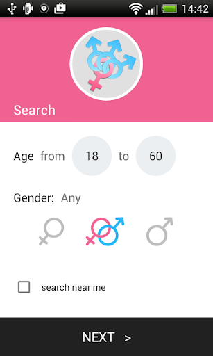 Triple chat, online dating 1.1.5 screenshots 2