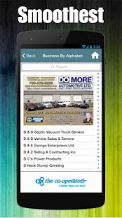 Camrose Directory- screenshot thumbnail