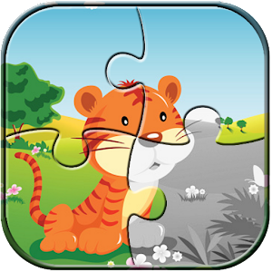 Animal Puzzles Jigsaw for kids for PC and MAC