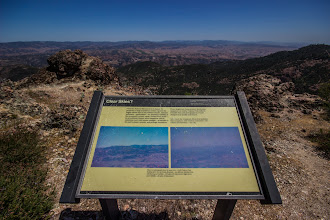 Photo: Supposedly, the view from North Chalone peak extends 218 miles on a clear day like this one.