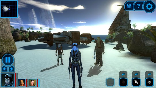 Star Wars KOTOR MOD (Unlimited Money) 2