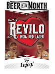 Wolverine State Revilo India Red Lager