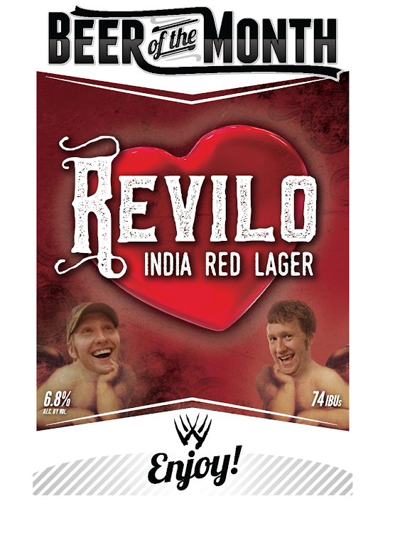 Logo of Wolverine State Revilo India Red Lager