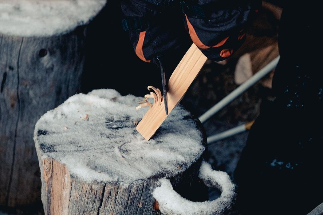 Welches Holz zum Schnitzen?