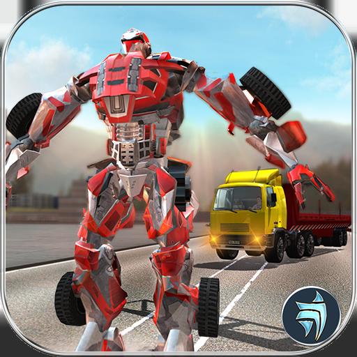 Car Robot Transport Truck (game)