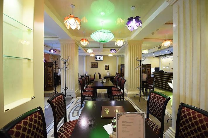 Фото №4 зала Зал ресторана