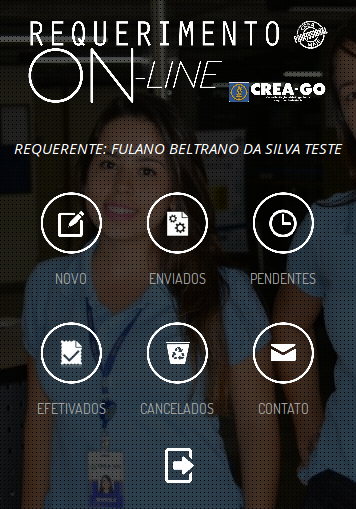 Crea-GO App- screenshot