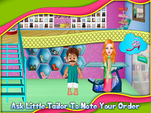 Shoe Maker Girls Game 1.1 screenshots 11