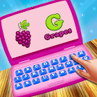Kids Computer: Number & Alphabet Learning Activity icon