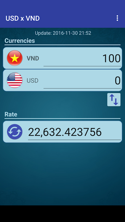 Us Dollar To Vietnamese Dong Android