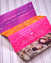 Photo: Custom wedding invite