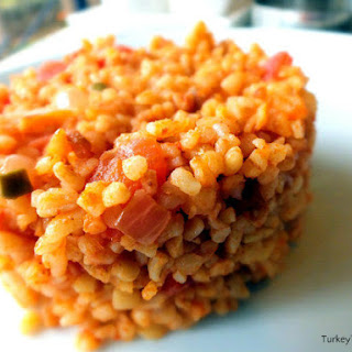 Bulgur Pilaf With Tomatoes