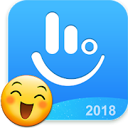 App TouchPal Emoji Keyboard: AvatarMoji, 3DTheme, GIFs APK for Windows Phone